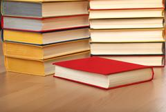 Stock Photo of collection of classical literature