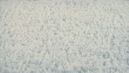 Snow texture 02 Stock Footage