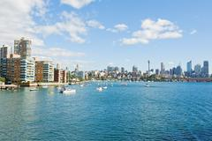 Stock Photo of sydney view at the noon