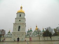 Stock Photo of St. Sophia Cathedral in Kiev