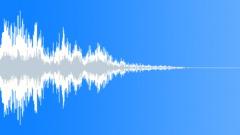 Spaceship anchor deploy - sound effect