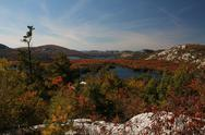 Lakes of Killarney in autumn. Stock Photos