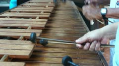 Marimba Stock Footage