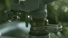 Sprinkler 6 Stock Footage