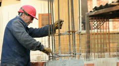 Construction Site 30 fps 03 Stock Footage