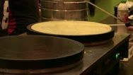 COOKING PANCAKES FOOD Stock Footage
