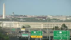Washington, D.C. area Stock Footage