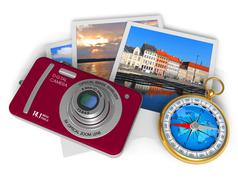 Travel and tourism concept Stock Illustration