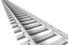 Railroad concept Stock Illustration