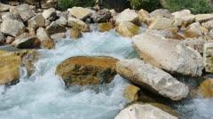 Mountain river.  Turkey. Stock Footage