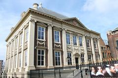 Mauritshuis museum in  hague. den haag. netherlands Stock Photos