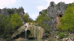 Turner Falls III Stock Footage