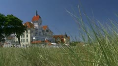 Spa Style in Kühlungsborn - Baltic Sea, Northern Germany Stock Footage