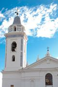 Iglesia pilar church in buenos aires argentina Stock Photos