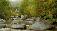 Autumn in the Mountains. Stock Footage