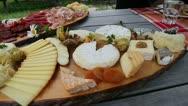 Alpine Cheese Dairy Morteratsch Stock Footage