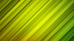 Green slant Stock Footage