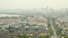 City of Hangzhou, China - stock footage