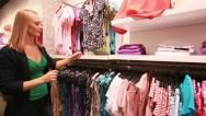 Shopping time Stock Footage