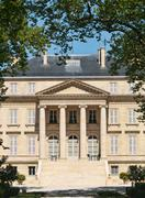 Chateau margaux Stock Photos