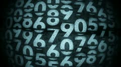 Matrix Code - stock footage