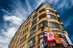 Downtown Bogota - stock photo
