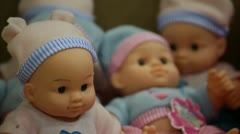 Baby Toys Stock Footage