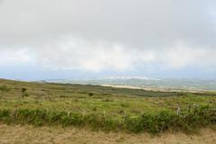 pico, azores - stock photo