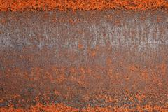 Rusted metal background Stock Photos