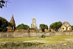 Stock Photo of wat ratburana