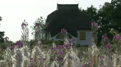 Stock Video Footage of Hiddensee Island - Baltic Sea, Northern Germany