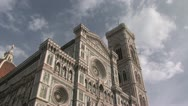 Stock Video Footage of Florence Cathedral