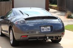 2006 Eclipse GT SE - stock photo