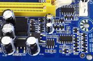 Hi-tech computer hardware Stock Photos