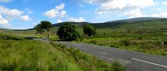 Wicklow Landscape 1 - stock photo
