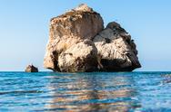 Stock Photo of aphrodite's rock