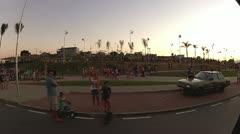 Timelapse. Parque Madureira. RJ/ Brazil. Stock Footage