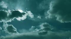 Sky - stock footage