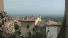 Montepulciano Stock Footage