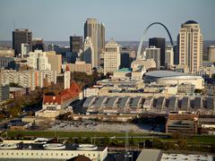 St. Louis Union Station - stock photo