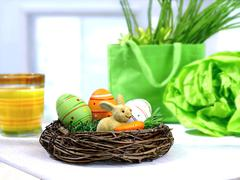 Healthy Easter! - stock photo
