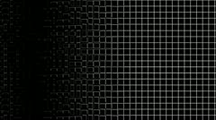 Grid Flip - stock footage