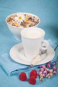 Stock Photo of milk
