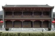 Stock Photo of building near badaling