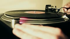 Turntable Stock Footage
