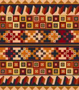 Stock Illustration of ancient pattern