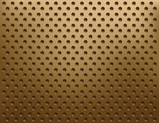 Metallic texture background Stock Illustration