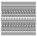 Stock Illustration of illustration of aztec pattern