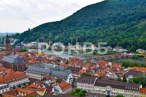 Stock photo of heidelberg germany