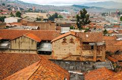 Looking South from La Candelaria Stock Photos